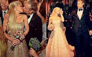 top 10 stylish celebrity brides of 2014 the artistic soul With jessica simpson wedding dress