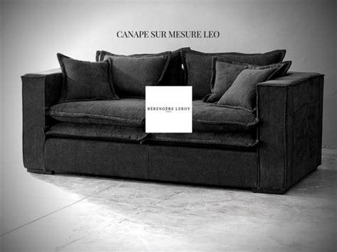 assise canapé sur mesure mobilier haut de gamme sur mesure à chambre à