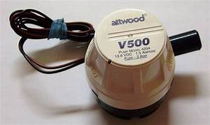 Attwood Bilge Pumps V500