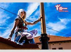 ACIV Black Flag Kenway Rule 63 Cosplay by Tiffany by