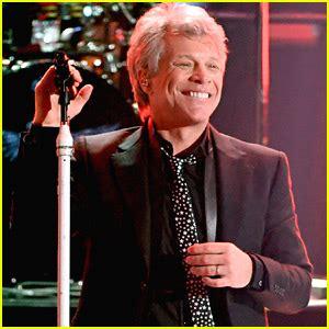 Jon Bon Jovi Photos News Videos Just Jared