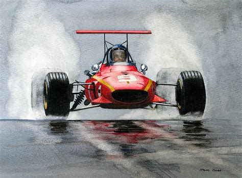 Witch doctor character design based on african tribes. Jackie Ickx Ferrari F1 Painting by Steve Jones