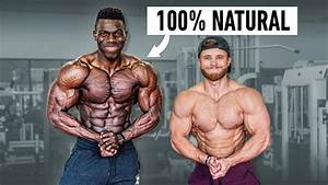 Natural Bodybuilding  How Athletes From Past Used It