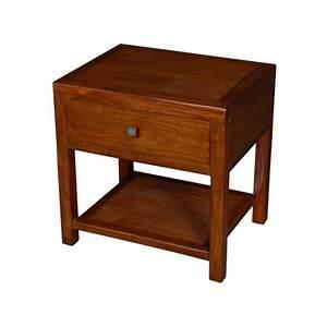 Table De Chevet Bois Massif : fabriquer une table en bois massif 4 une table de chevet en bois 224 choisir ou 224 faire ~ Teatrodelosmanantiales.com Idées de Décoration