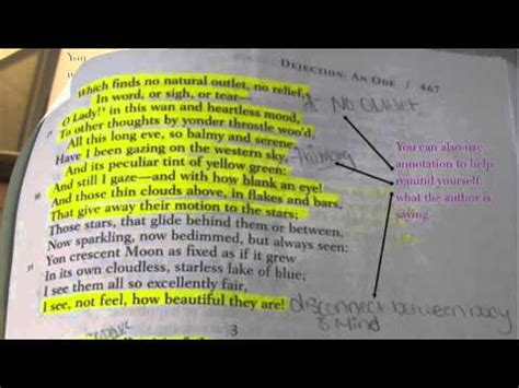 annotate  text youtube