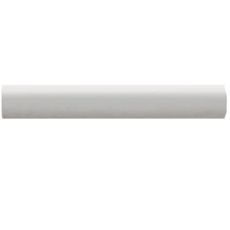 daltile matte pearl white 3 4 in x 6 in ceramic quarter wall tile 0799a1061p1 the home