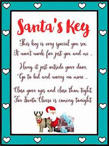 how to create a christmas eve box maybe baby brothers With letter from santa with magic key