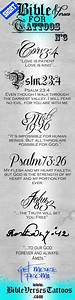 17 Best ideas about Bible Quote Tattoos on Pinterest ...