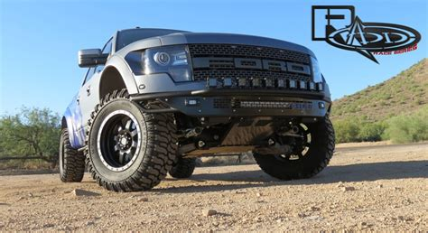 ford raptor race series  aluminum front bumper  add