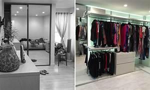 How to Transform a Spare Room Into a Walk-In Closet ECDS