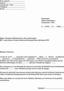 Contestation Fourriere Remboursement : mod le lettre r clamation ryanair easyjet valise perdue endommag e ou vol e actualit s ~ Gottalentnigeria.com Avis de Voitures