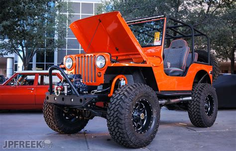 jeep willys custom was this willys the hottest jeep at sema jpfreek