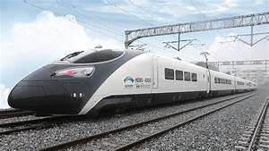 Fastest Korean Train 430 Km H Maximum