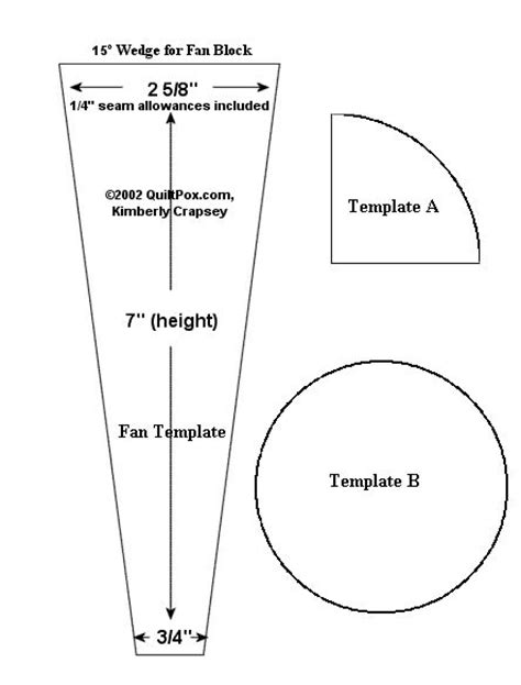 pin  quilting templates