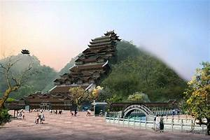 China's largest Miao-style architecture complex to open in ...