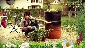 Einfaches Gemüse Für Den Garten : kr uter und gem se im fass youtube ~ Lizthompson.info Haus und Dekorationen
