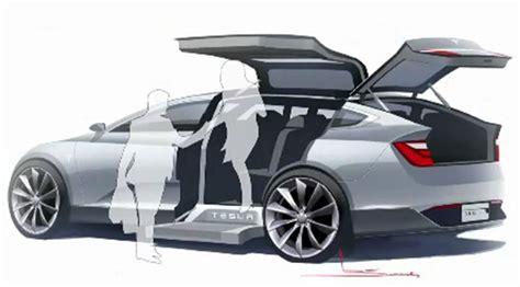 Motor Electric Autoturism by Tesla Motors A Prezentat Model X Un Autoturism Electric