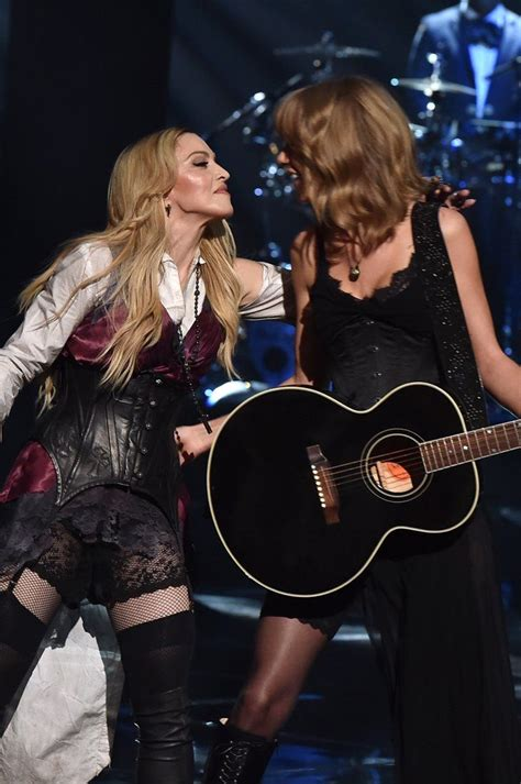 Surprise: Madonna and Taylor Swift Completely Kill It on ...