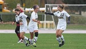 Women's Soccer Shuts Out Concordia On Senior Day - Posted ...