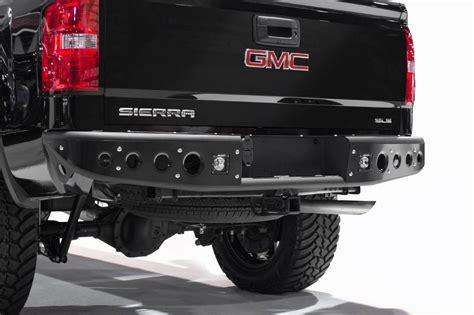 shop   chevy gmc  rear bumpers