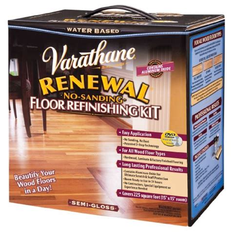 floor refinishing kit varathane renewal floor refinishing kit infobarrel