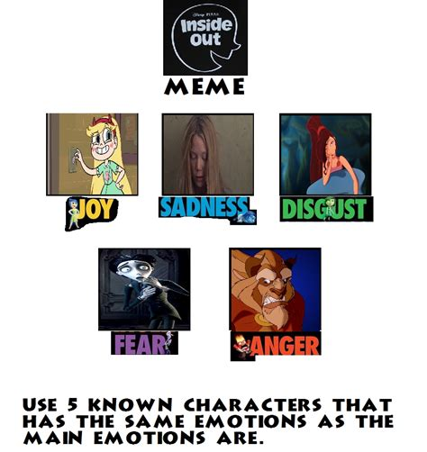 Inside Out Memes - my inside out meme by carriejokerbates on deviantart