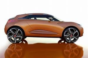 Renault Captur 4x4 : renault captur juke sized crossover convertible concept demonstrates new design language ~ Gottalentnigeria.com Avis de Voitures