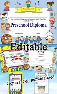 Religious, Christian Preschool Diplomas, Graduation ...