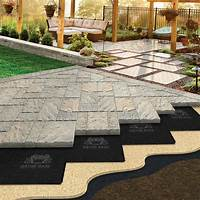how to build a patio with pavers Easier Paver Patio Base That Will Save Your Back | Family ...