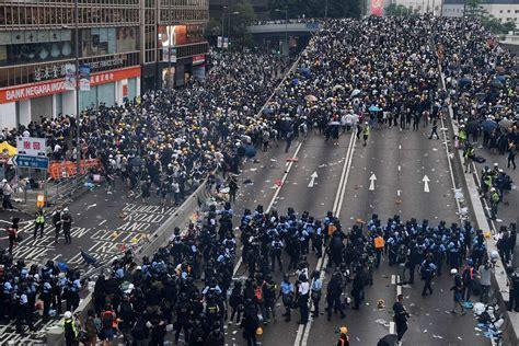 shopping malls  battlegrounds  hong kongs protests retail  asia