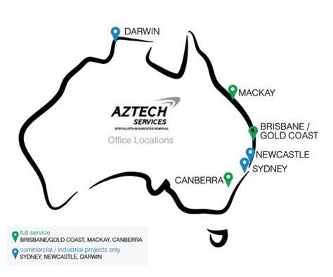 contact  aztech services australia pty