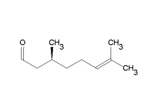 Citronella L by Citronellal Cas Number 5949 05 3