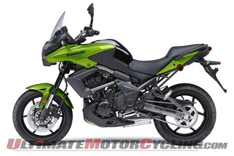 Kawasaki Versys 2014 by 2014 Kawasaki Versys Gets Abs Look Review