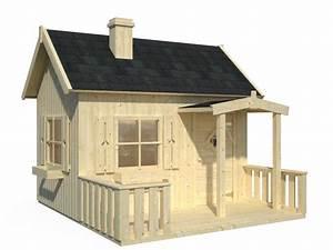 Cabane De Jardin En Bois Enfant : la cabane au fond du jardin oui mais pour enfants ~ Dailycaller-alerts.com Idées de Décoration