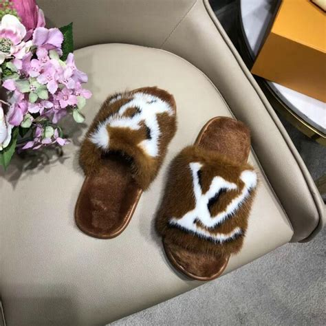lv fur slippers msu program evaluation