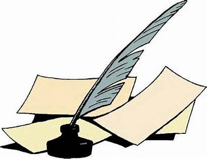 Rewriting Joy Pen Quill Clip Writing Ornery