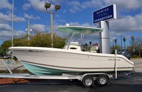 used 2015 cobia 237 center console boat for sale in vero fl p012 new used boat