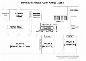 Figure A  The Floor Plan For All The Conference Rooms Located At Level
