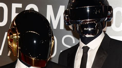 Here's What We Know About Daft Punk's Breakup