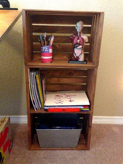 Crate Shelves 25 Diys  Guide Patterns