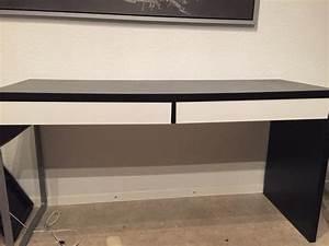 Schreibtisch Schwarz Ikea : ikea micke schreibtisch in stutensee ikea m bel kaufen und verkaufen ber private kleinanzeigen ~ Indierocktalk.com Haus und Dekorationen