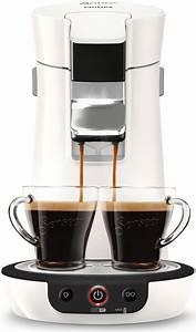 Machine A Cafe : philips senseo viva caf coffee pod machine hd7829 white ~ Melissatoandfro.com Idées de Décoration