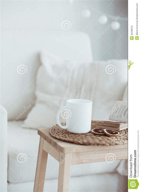 cozy interior details stock photo image  coffee modern
