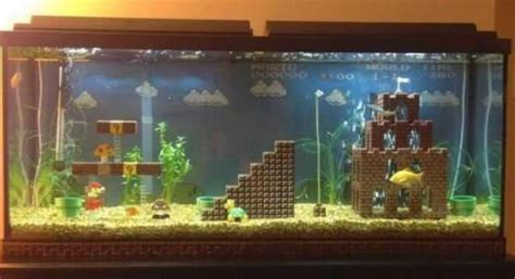 Ideas For Fish Tank by Wow 10 Cool Fish Tank Decoration Ideas How To Copy Them
