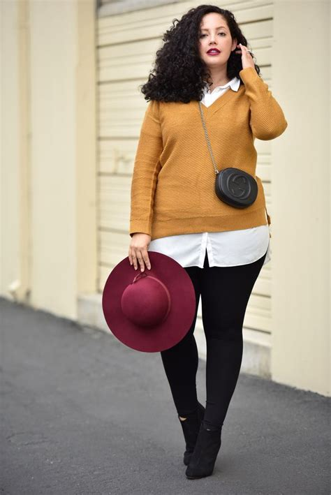 10 Best Plus Size Winter Looks Images On Top 10 Fall Fashion Inspiration For Plus Size Top