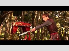 Narnia Peter's first battle YouTube