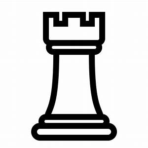 Battle, checkmate, figure, Game, Rook, chess icon