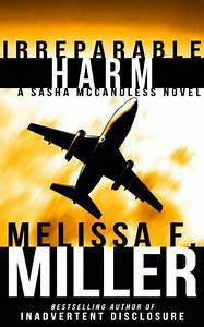 Irreparable Harm (Sasha McCandless, #1) by Melissa F ...