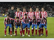 Equipe Atletico de Madrid Coupe du Monde 2018 football