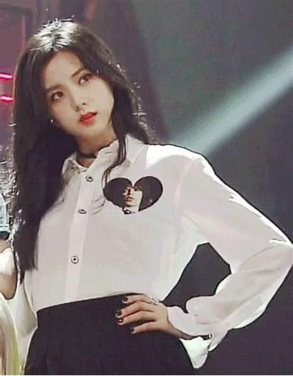 Jisoo Blackpink Pink Debut Stage Beauty Transformation